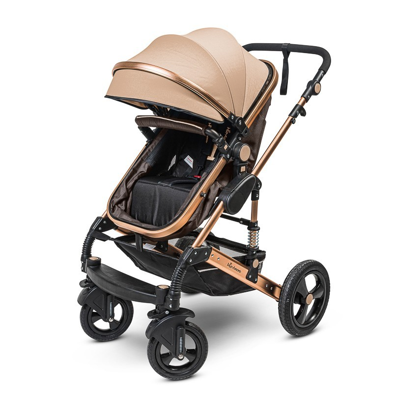 Buggystand Bologna beige buggy Mio Amore